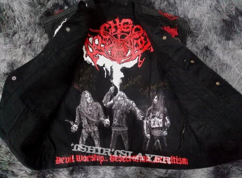 ARCHGOAT tribute vest