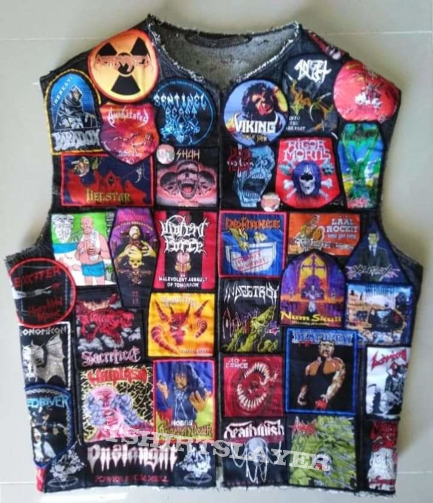 Speed/Thrash vest