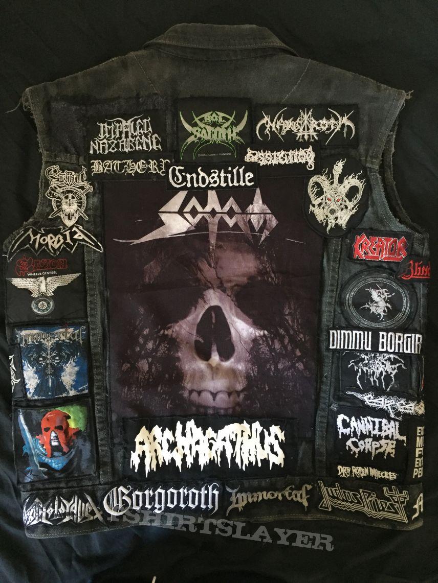 Old Battle Jacket