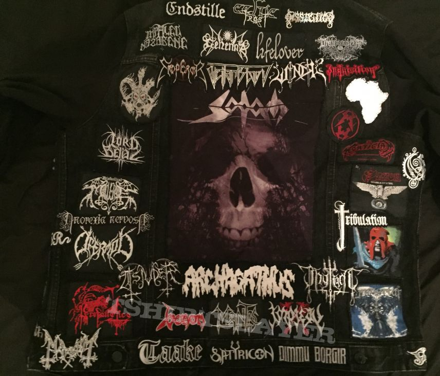 Battle Jacket Update