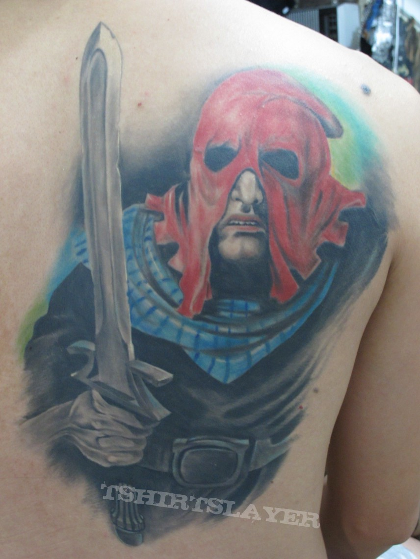 The Sin of Sodom | TShirtSlayer TShirt and BattleJacket