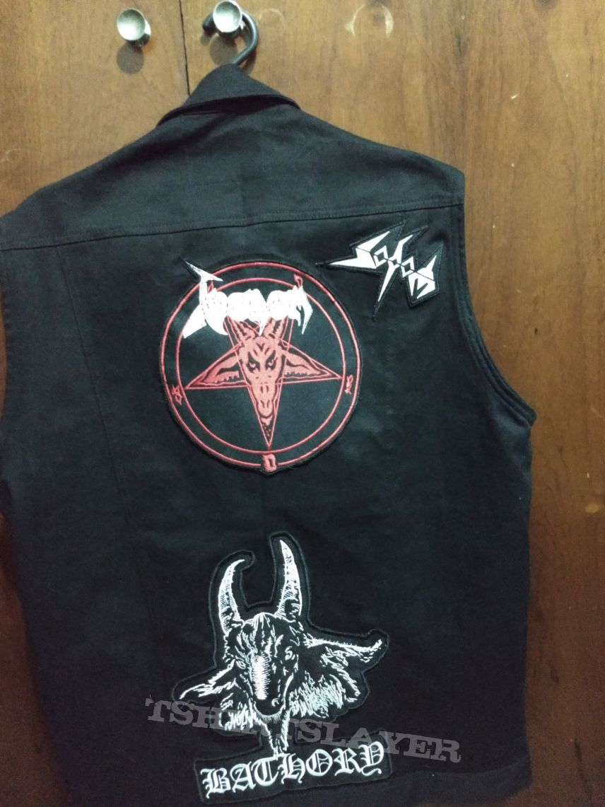 Battle Jacket Power From Hell