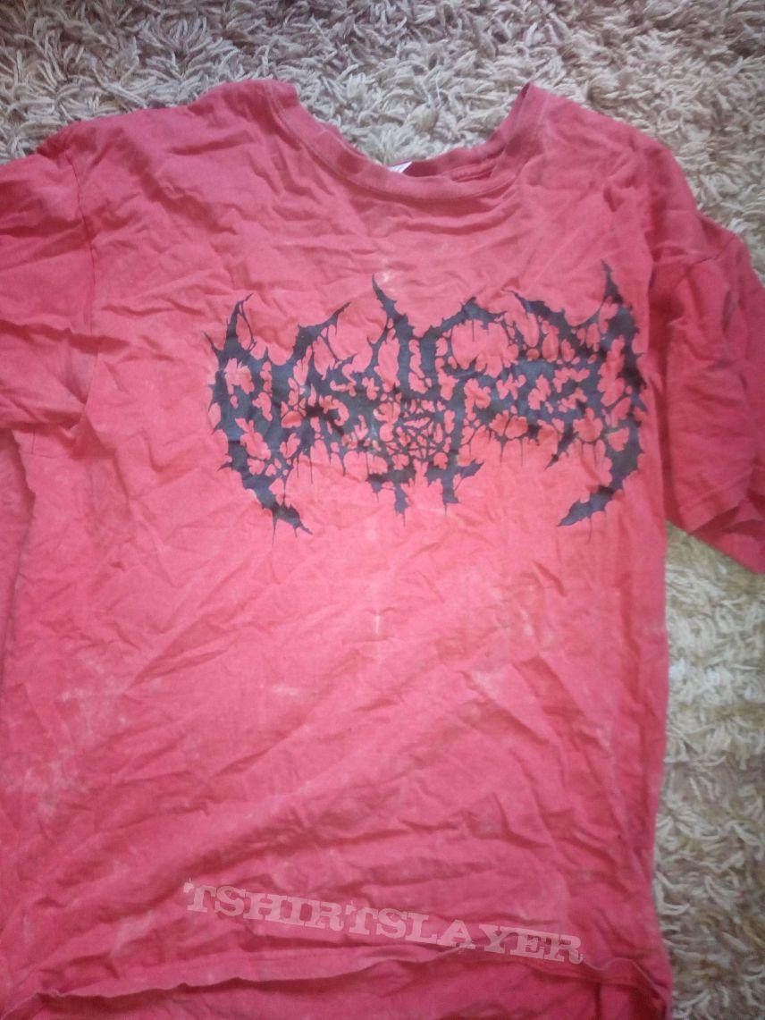 blasphtized t-shirt