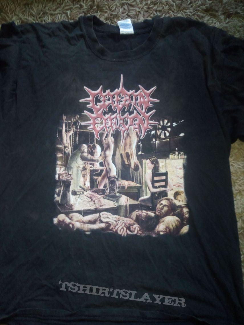 Cerebral effusion tshirt