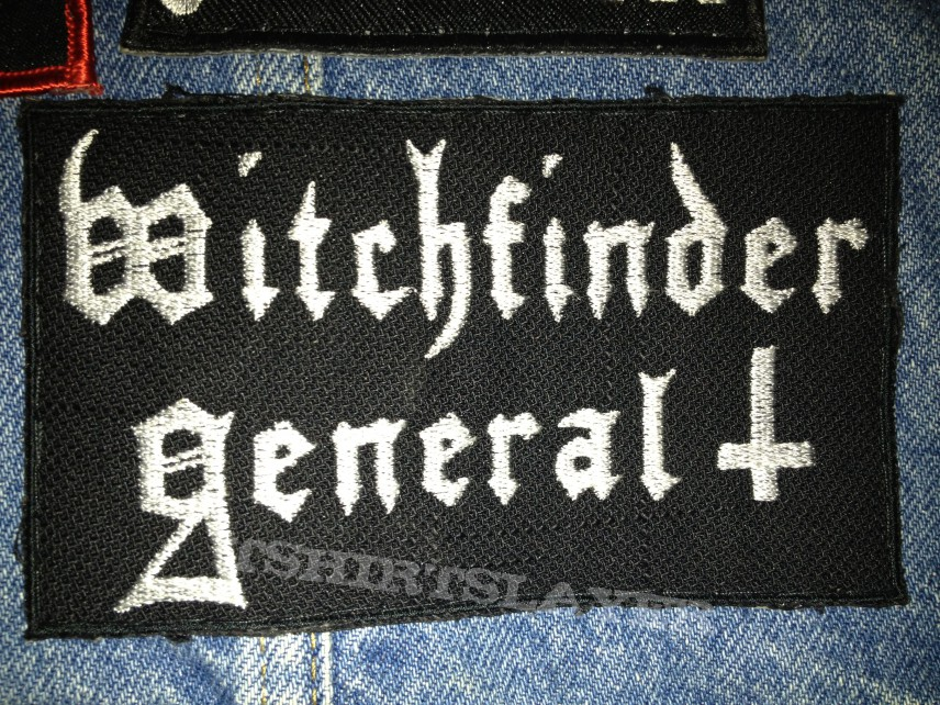 Patch - Witchfinder General Patch