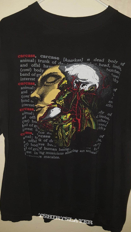 Carcass 'Definition' shirt