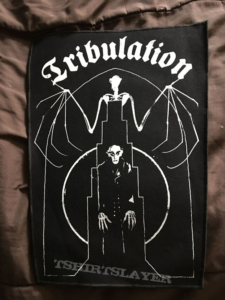 Tribulation Backpatch