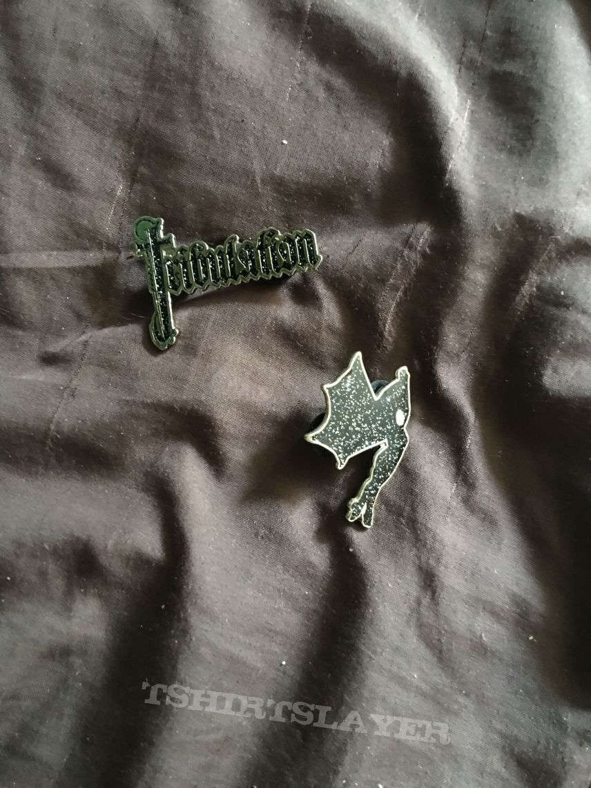 Tribulation Pins