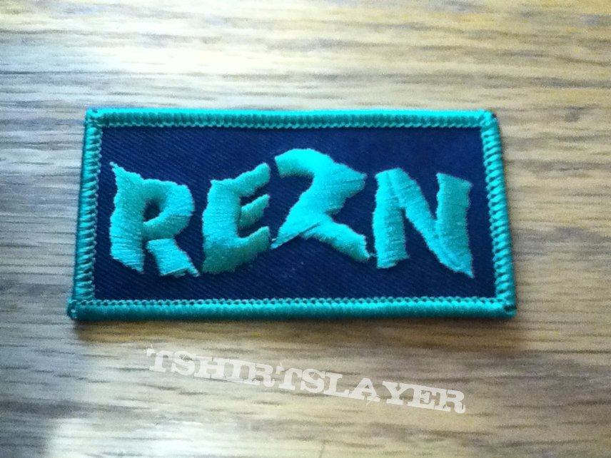 REZN Shirt and Patch
