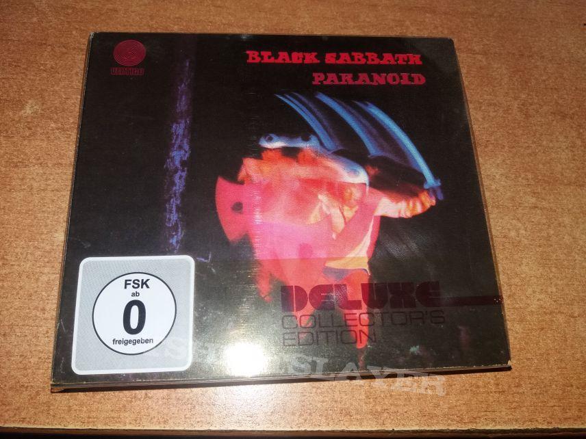 Black Sabbath- Paranoid Deluxe Edition