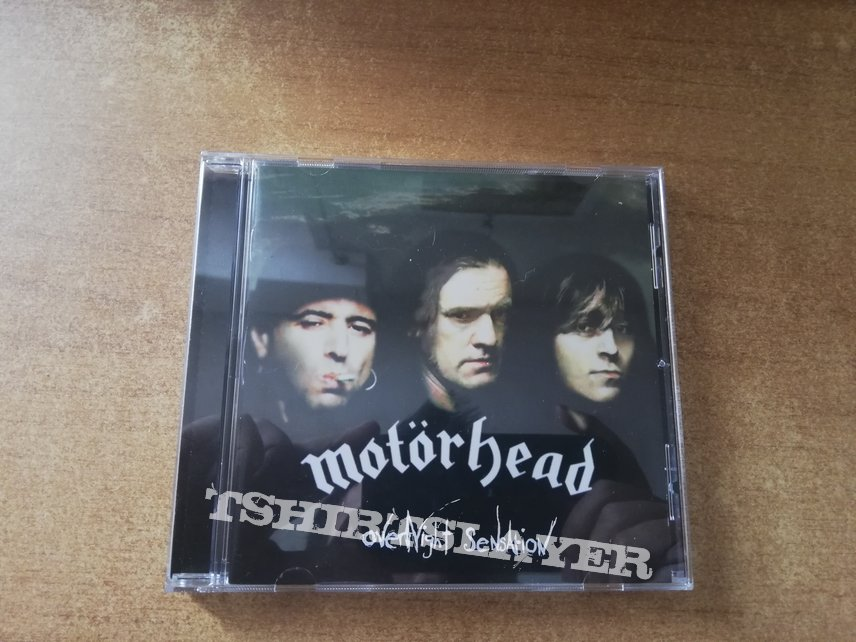 Motörhead-Overnight Sensation