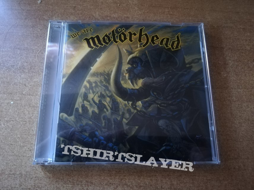 Motörhead- We Are  Motörhead