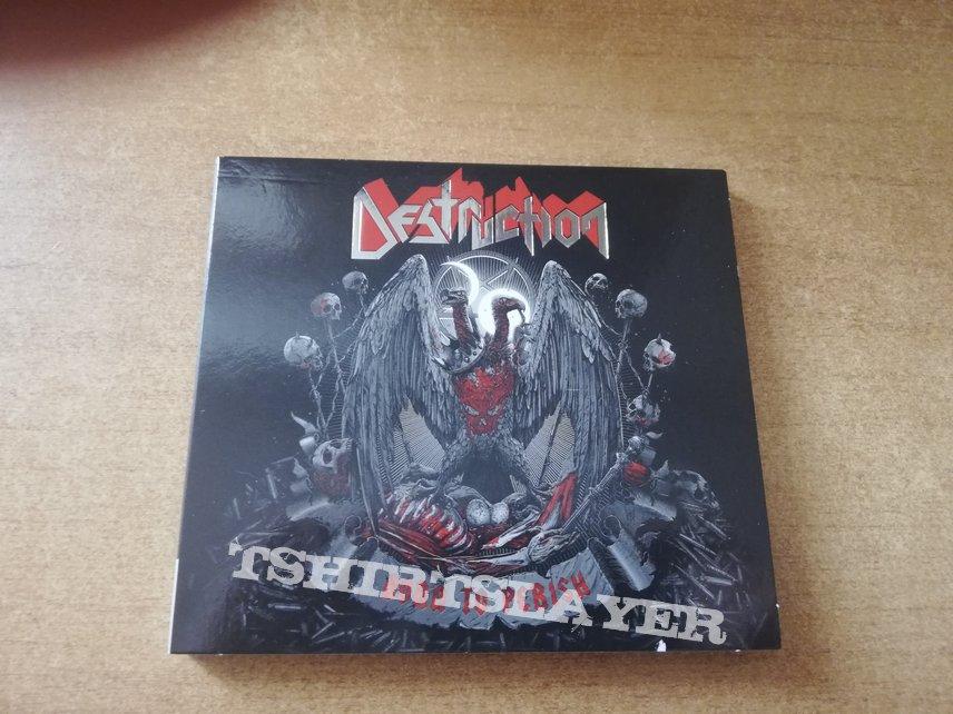 Destruction- Born To Perish