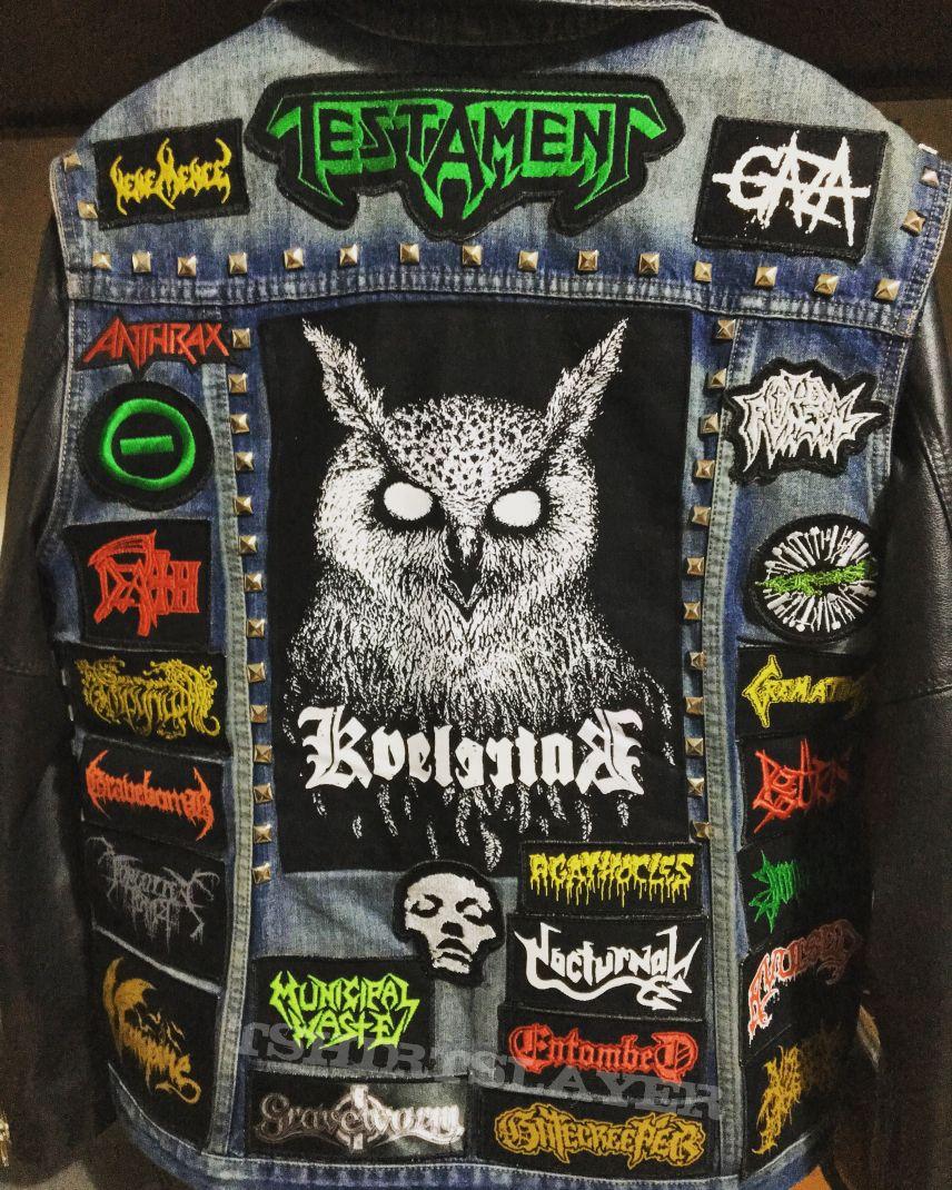 My Battle Jacket [2]