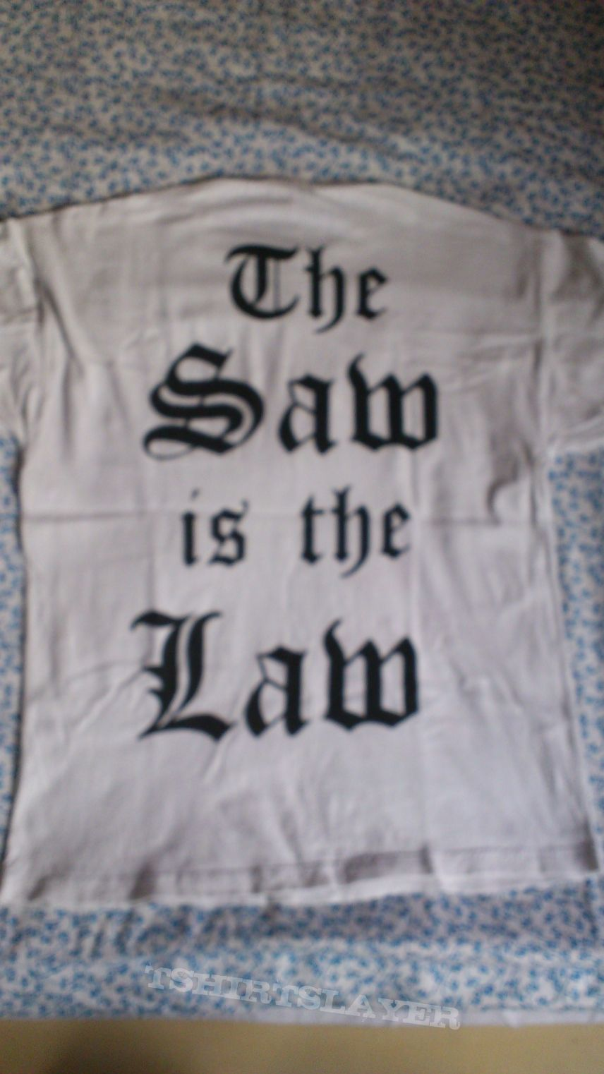 Sodom the saw is the law