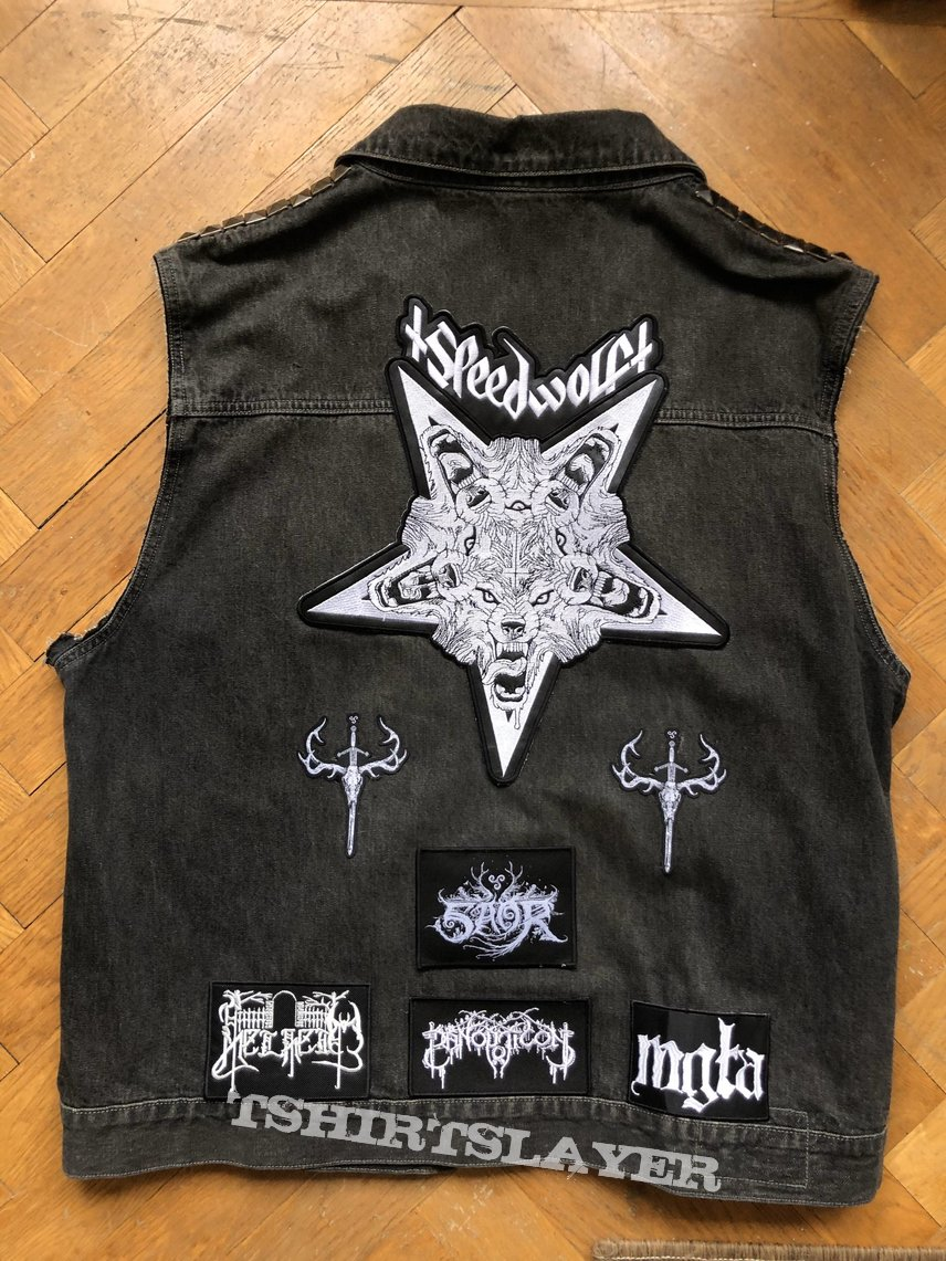 My first vest