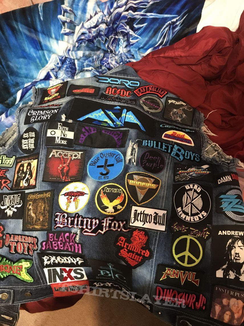 1 lst battle jacket Completed