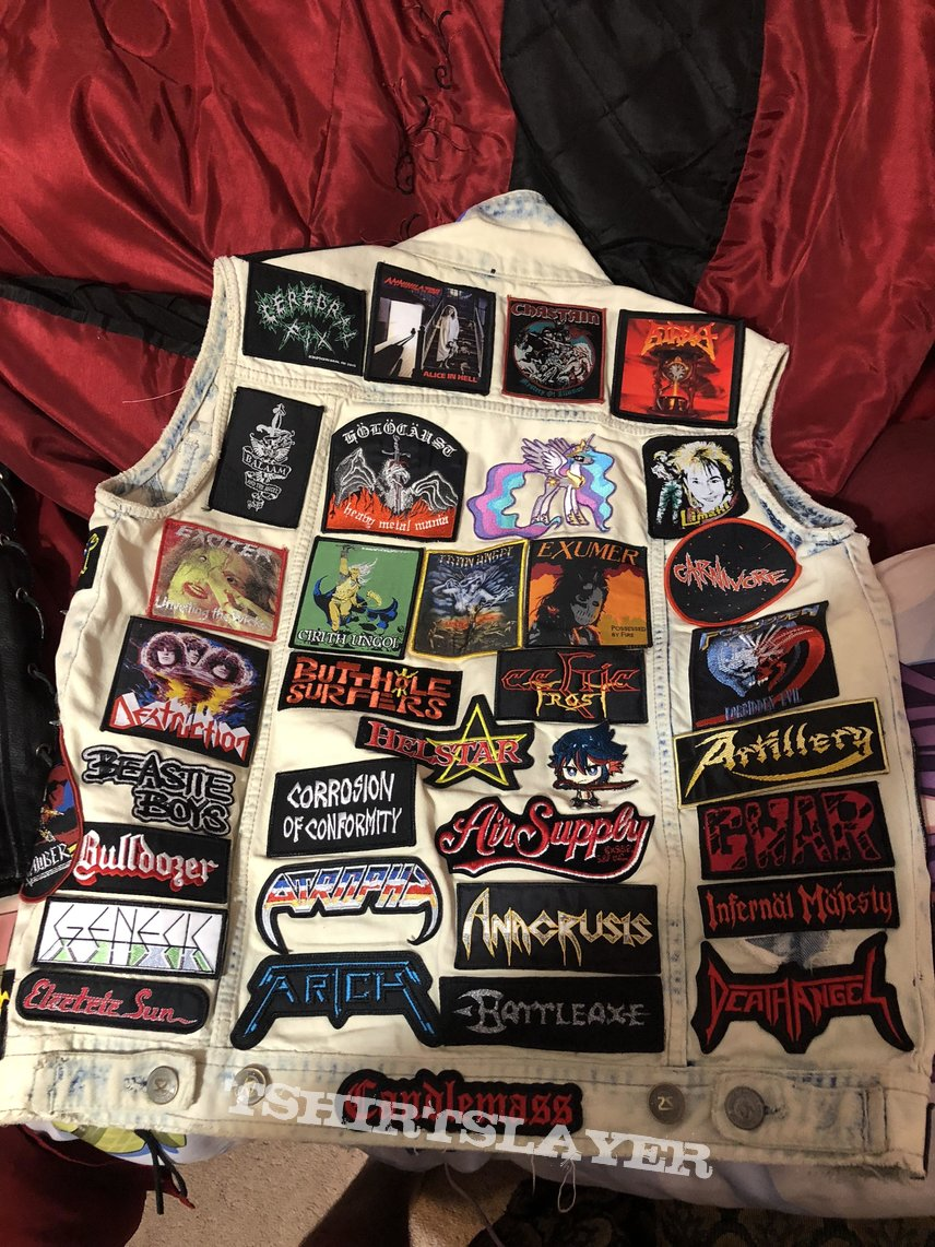 My 2 battle jacket 2.0
