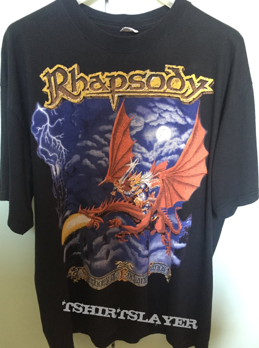 Rhapsody Symphony of Enchanted Lands T-Shirt