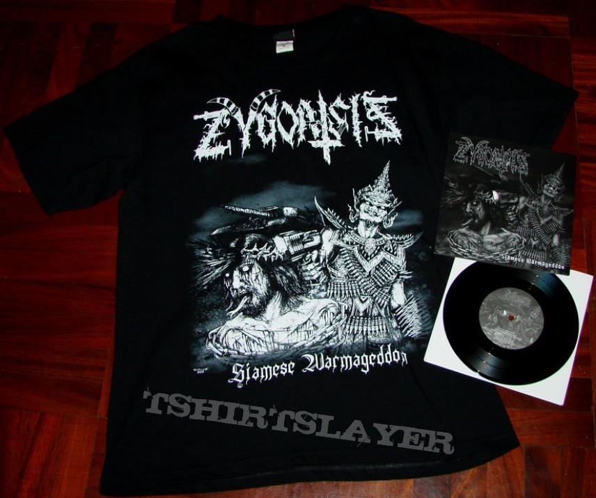 Other Collectable - ZYGOATSIS - Siamese Warmageddon