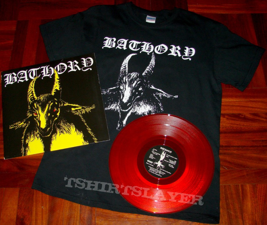 Other Collectable - BATHORY - Bathory