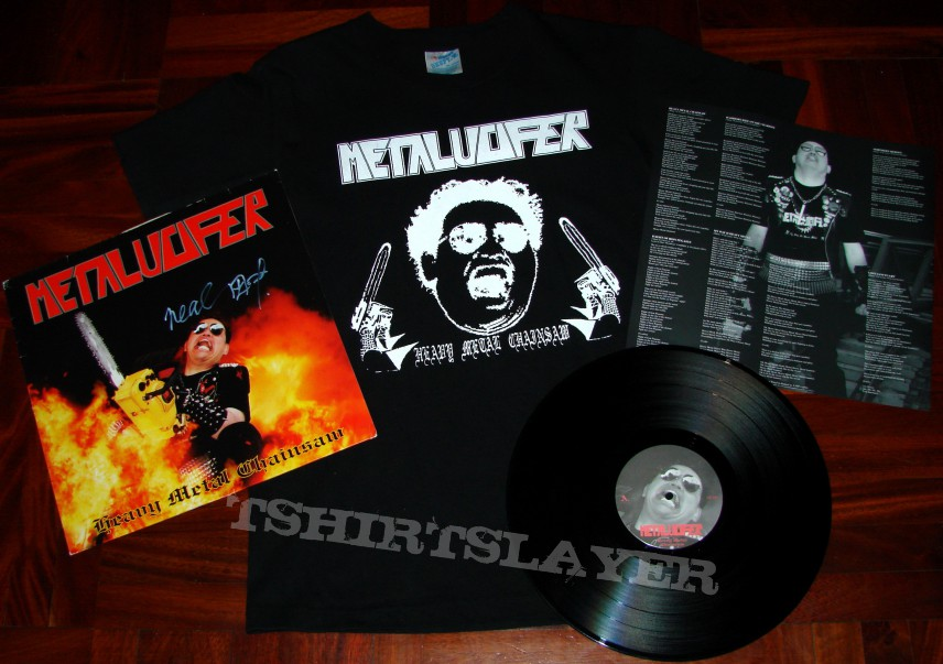 Other Collectable - METALUCIFER - Heavy Metal Chainsaw