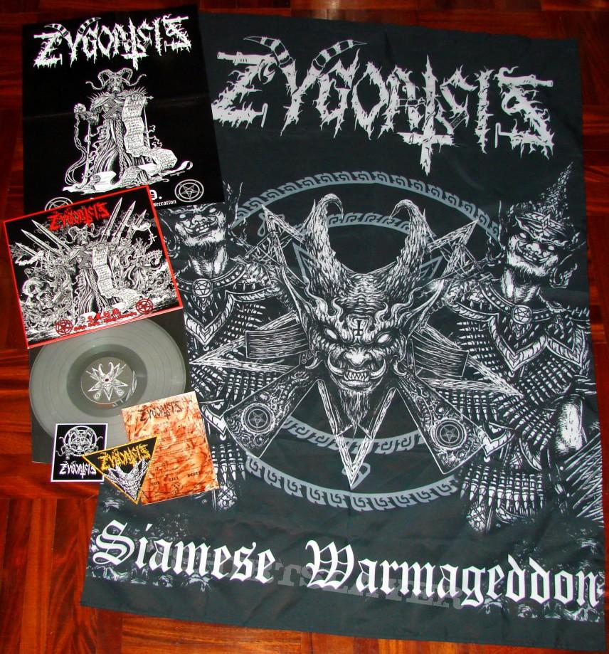 Other Collectable - ZYGOATSIS - S.K.U.D. (Satanic Kultus - Unholy Desecration)