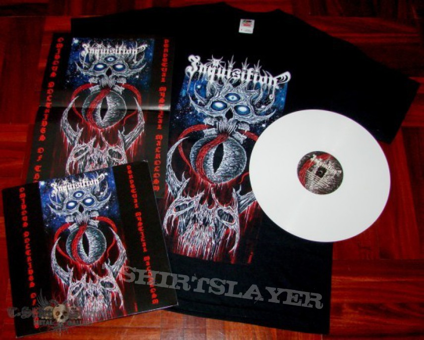 Other Collectable - INQUISITION - Ominous Doctrines of the Perpetual Mystical Macrocosm