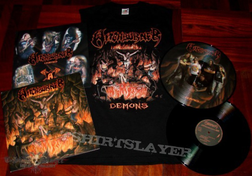 Other Collectable - WITCHBURNER - Demons