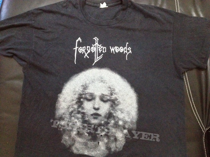 TShirt or Longsleeve - Forgotten Woods - The Curse of Mankind Shirt