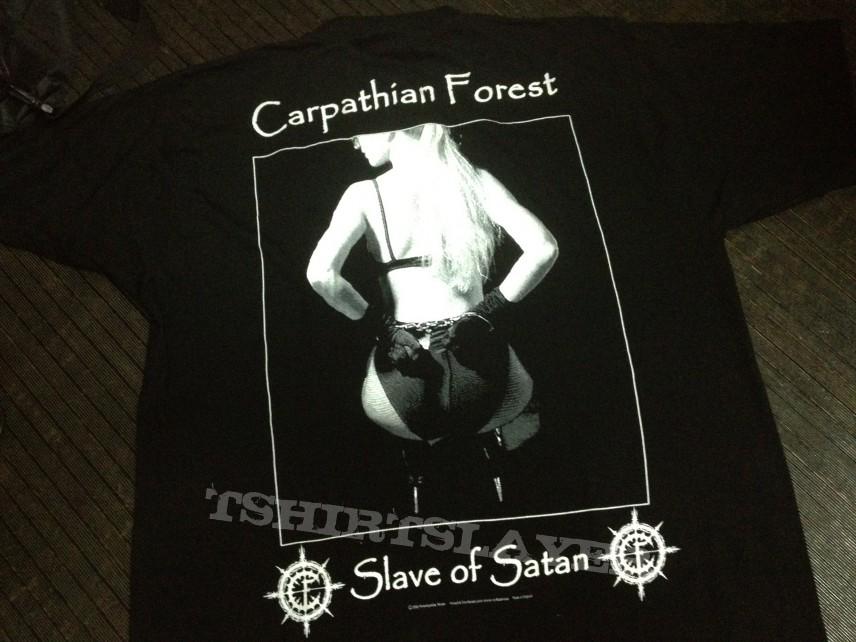 Carpathian Forest - Sluts of Hell