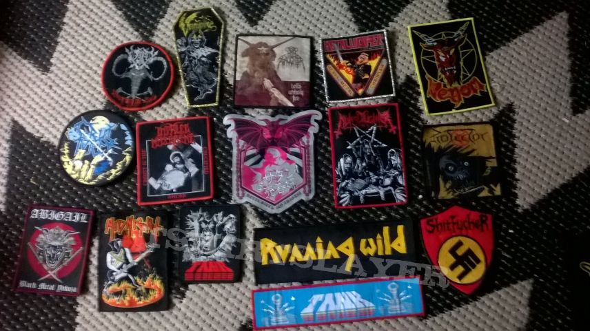 schindlers patches