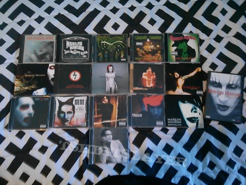 Marilyn Manson Collection