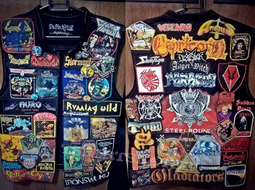 True Metal Jacket !