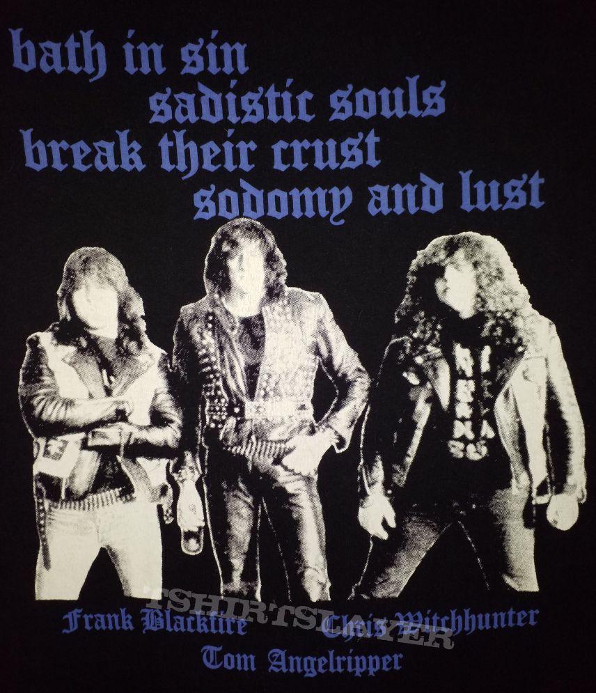 Sodom - Sodomy & Lust Shirt