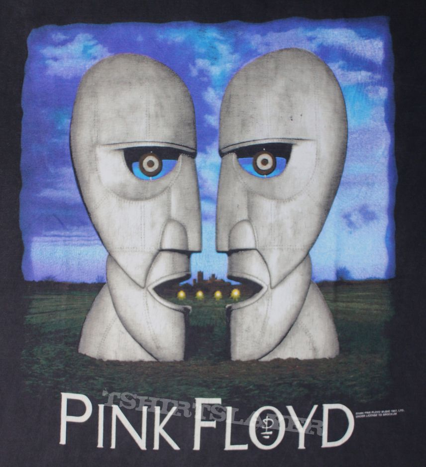 Pink Floyd - The division bell Tour Shirt