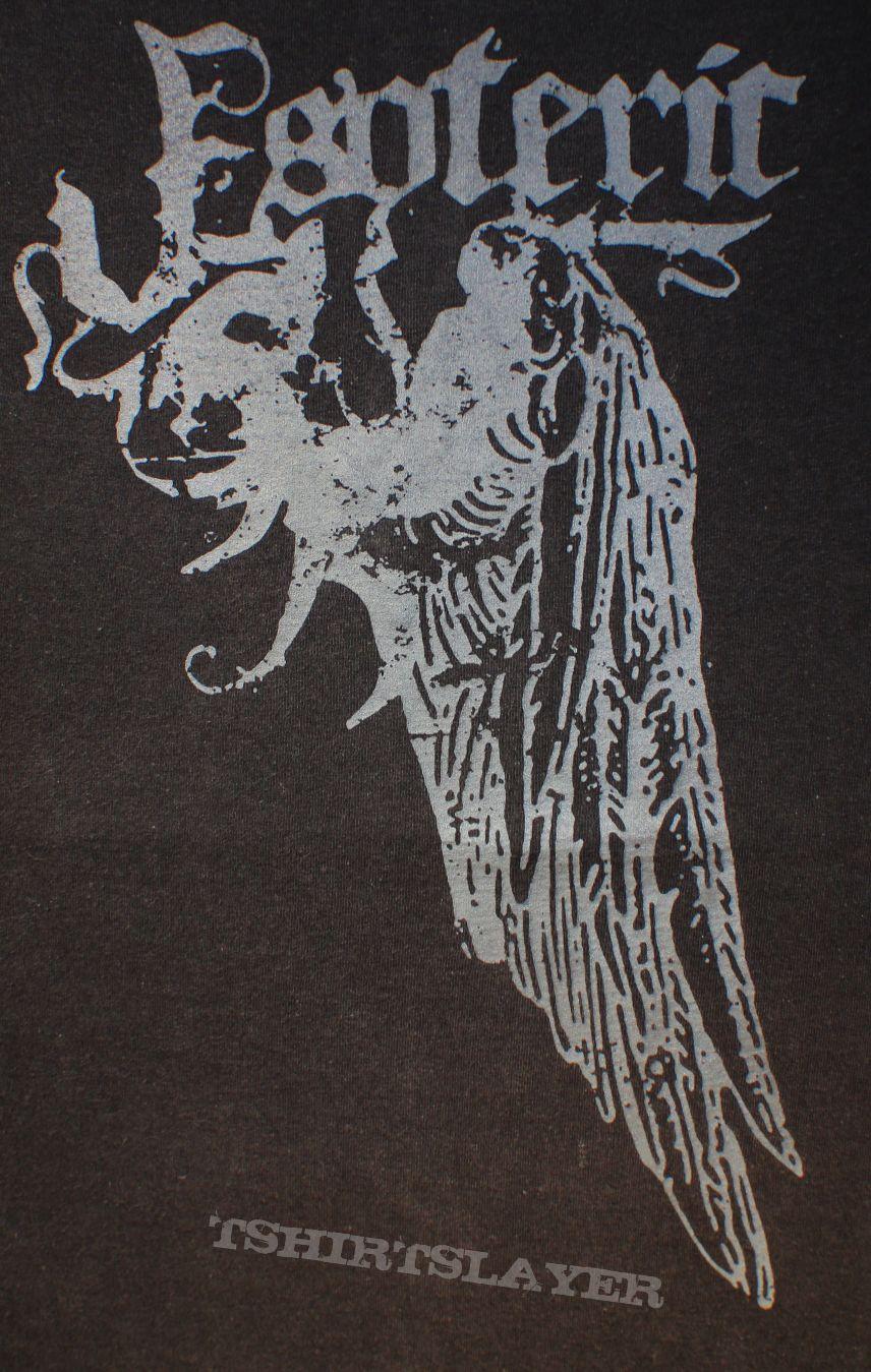 Esoteric - Tour 2005 Shirt