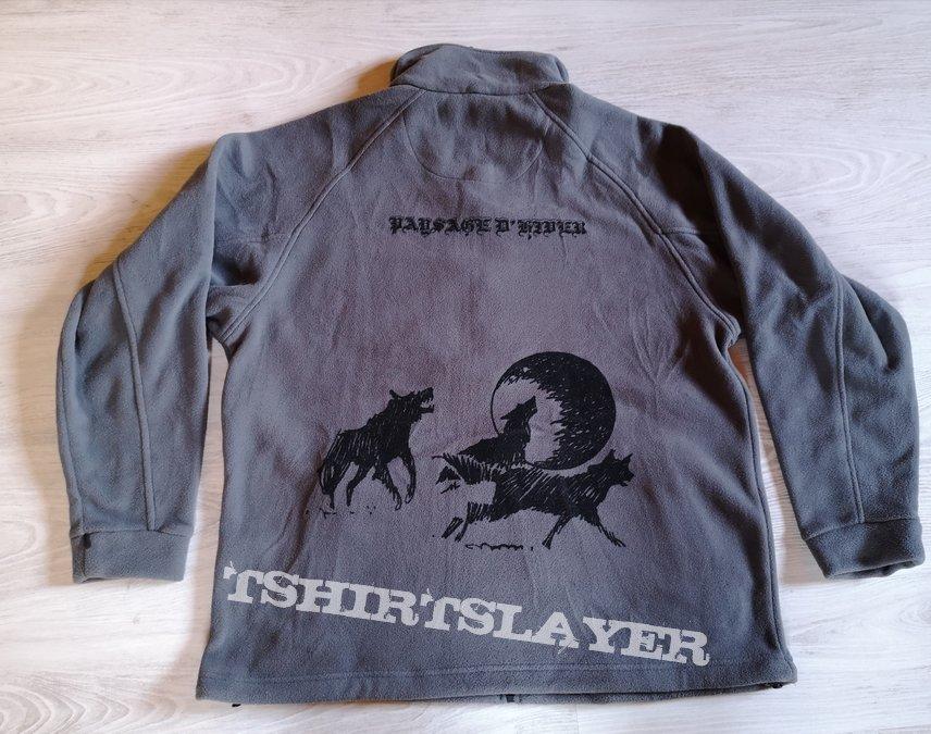 Paysage D'hiver - Wolves Fleece jacket