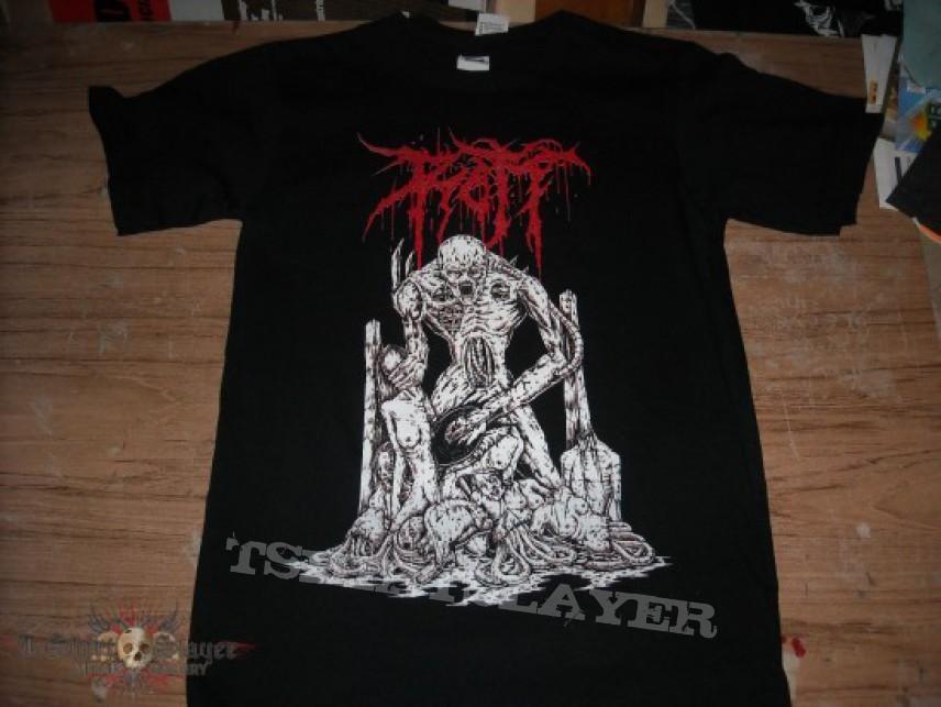 "ROTT ""Putrid Art"" T-shirt"