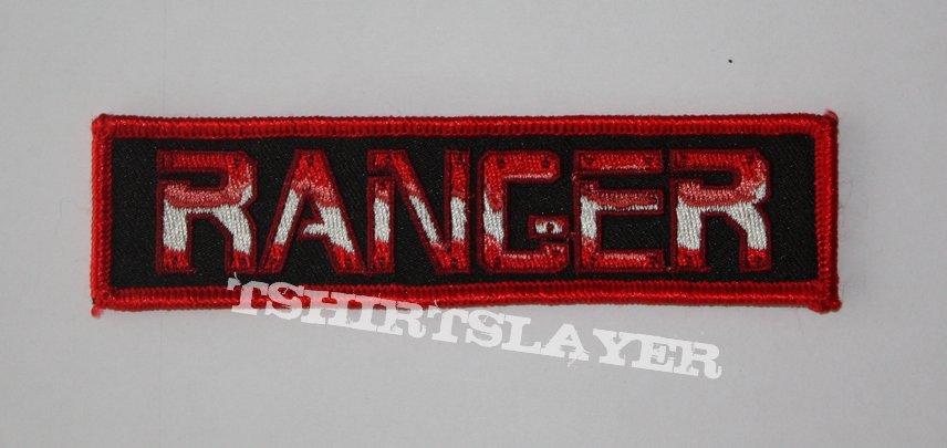 Ranger - Logo patch