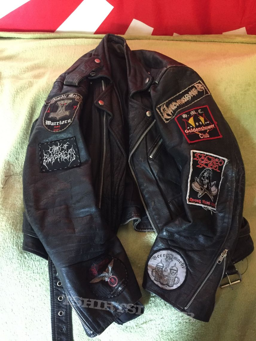 Leather Jacket - The old one / since 1995