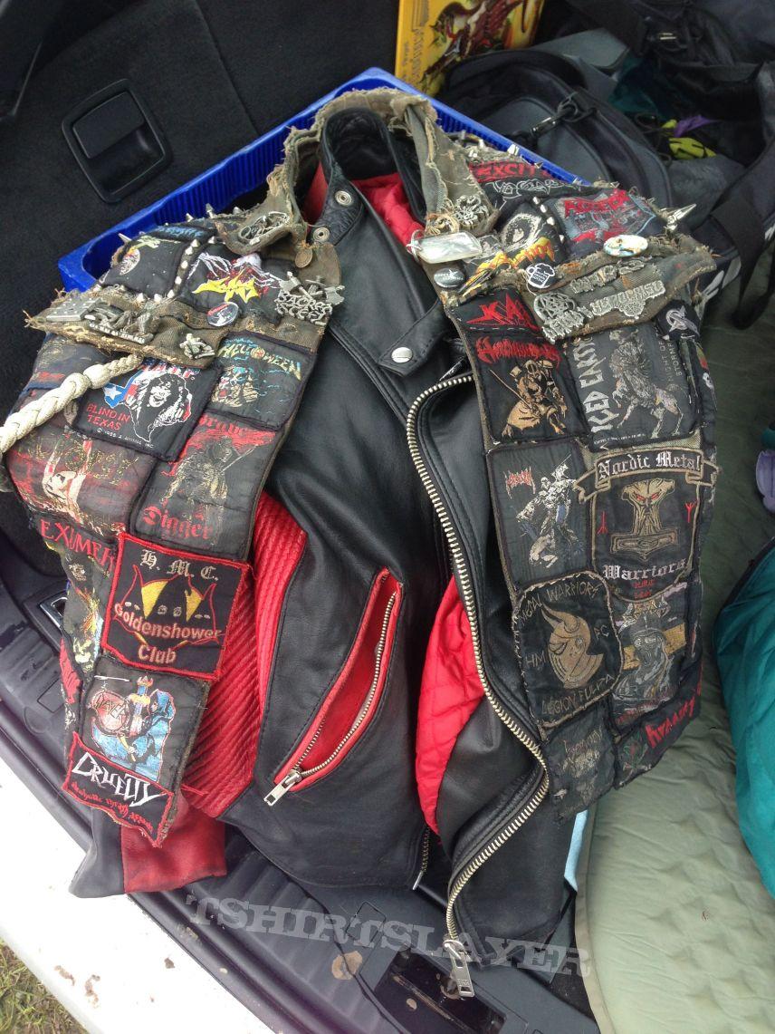 Battle Jacket (Kutte) I (1993)