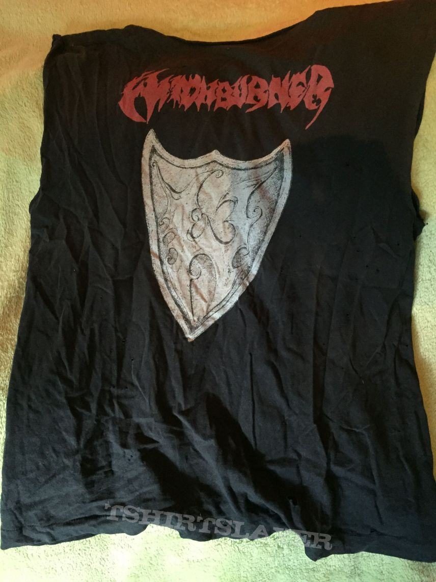 Witchburner - Blasphemic Assault / TShirt (L)