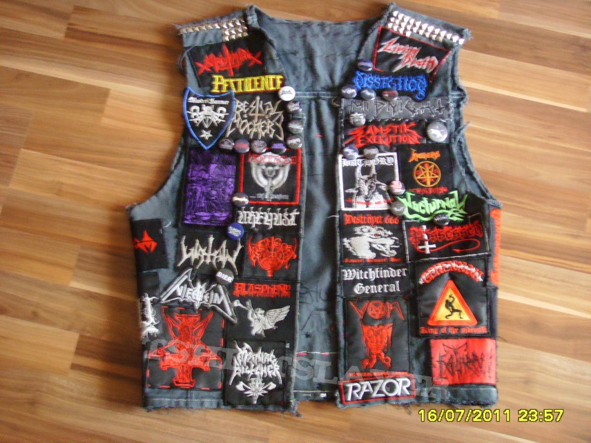 Just another Battlejacket...
