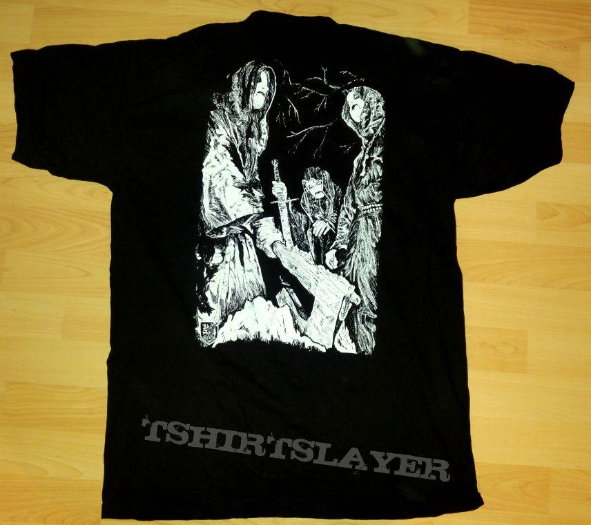 Graveland - Carpathian Wolves T-Shirt