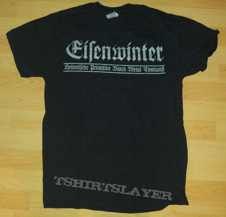 Eisenwinter - Helvetische Primitive Black Metal Tonkunst