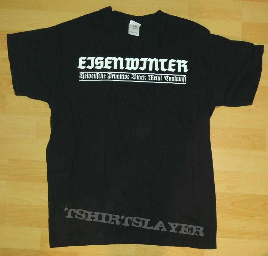 Eisenwinter - Helvetische Primitive Black Metal Tonkunst T-Shirt