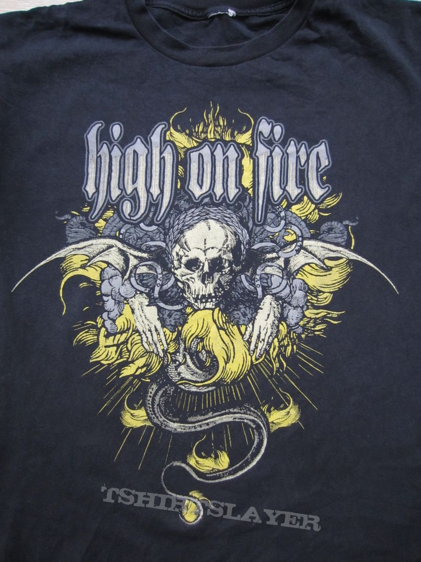 High On Fire Devilution Shirt
