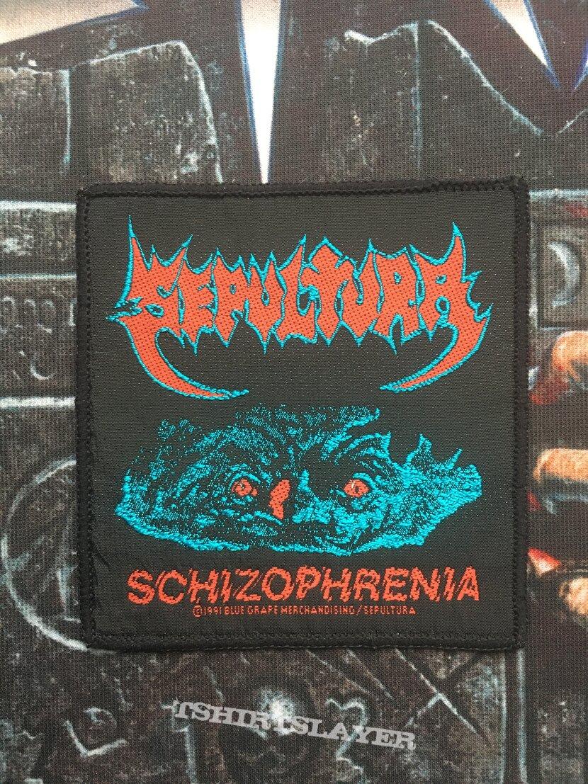 """Sepultura """"schizophrenia""""  1991"""