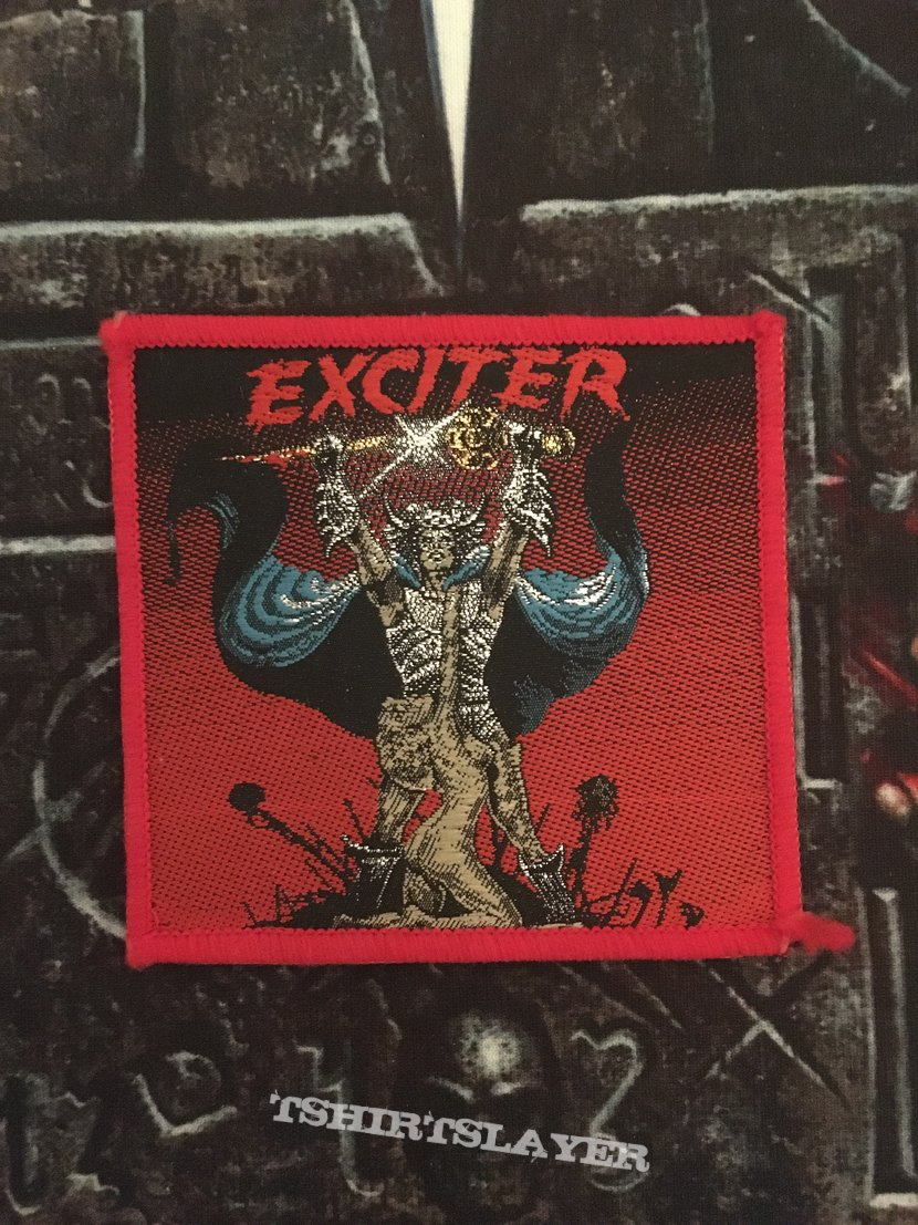 Exciter - Long Live The Loud Patch